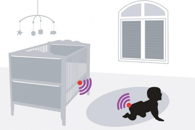 Inteligentne pieluchy z technologią RFID