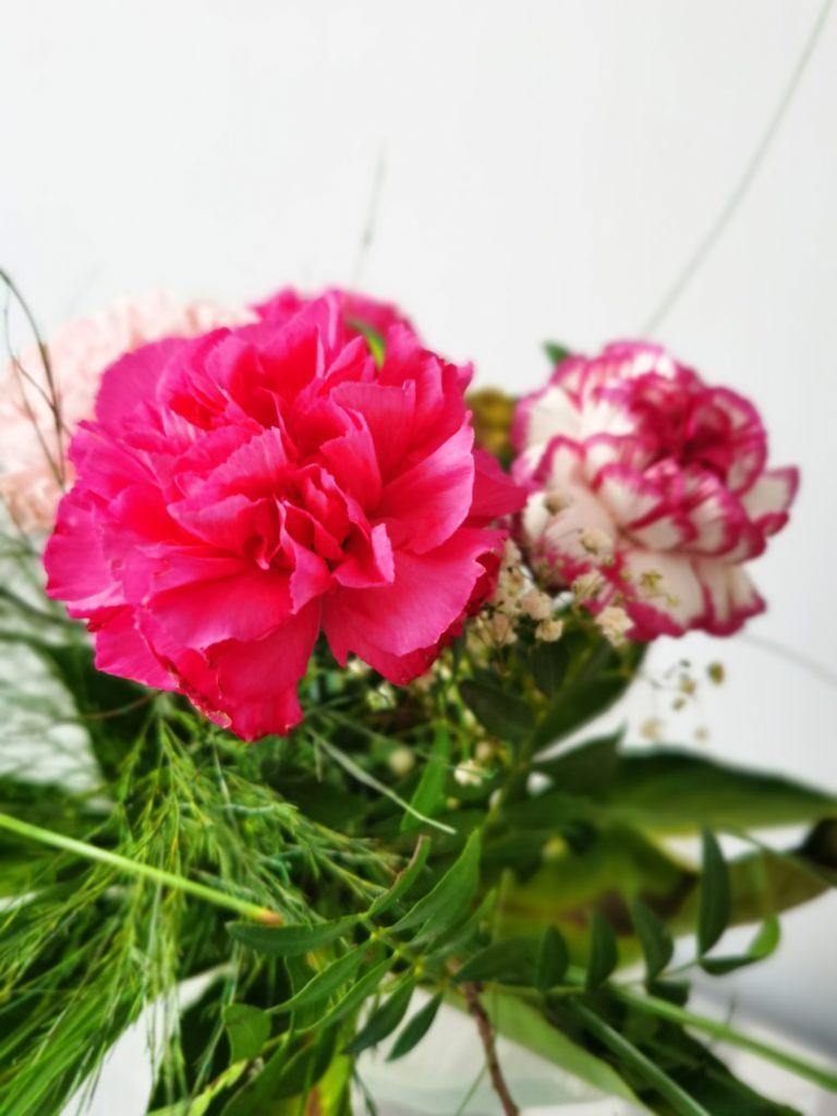 Huawei Mate 30 Pro kwiaty
