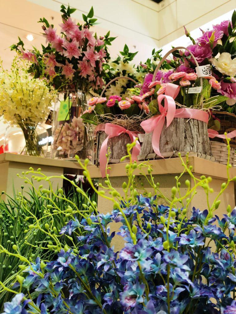 Huawei Mate 30 Pro zdjęcie kwiatów