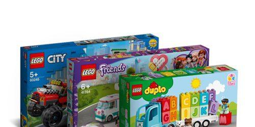 -20% na wszystkie zestawy LEGO w sklepie al.to