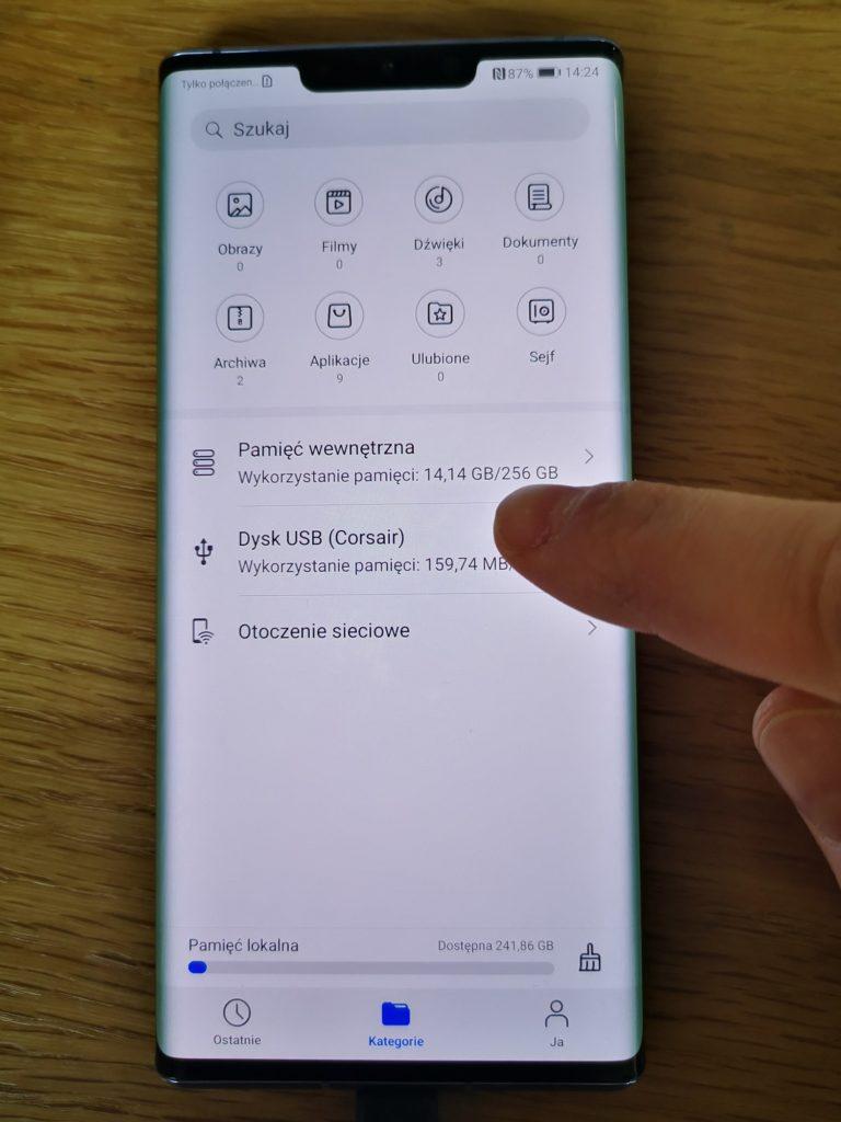 Mate 30 Pro instrukcja wgrania usług Google