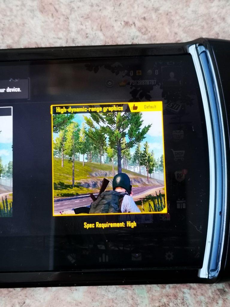 Motorola Razr wydajność w grach