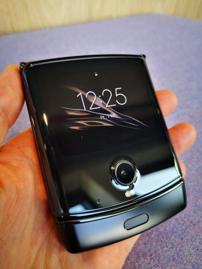 Motorola Razr ekran przedni OLED