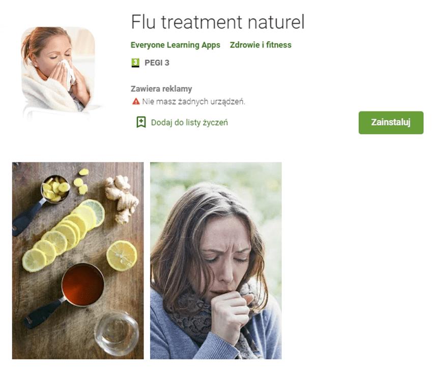 Naturalne metody na grypę
