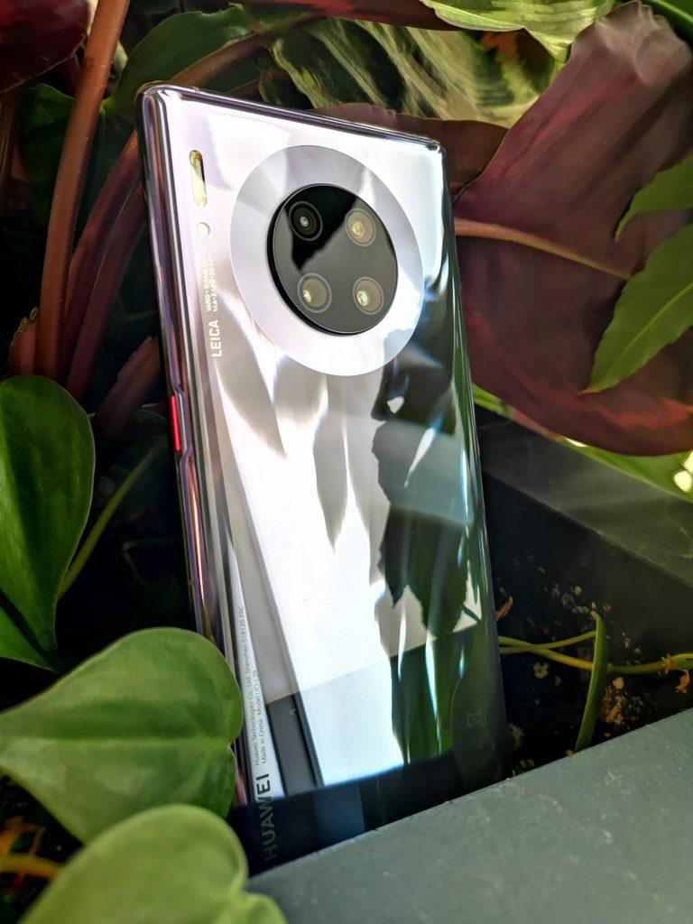 Huawei Mate 30 Pro błyszczące plecki