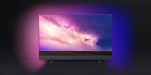 Philips 50PUS8804 – test i recenzja telewizora 4K z głośnikami Bowers & Wilkins