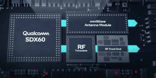 Wejście Snapdragona – X60, czyli pierwszy modem 5G w 5nm