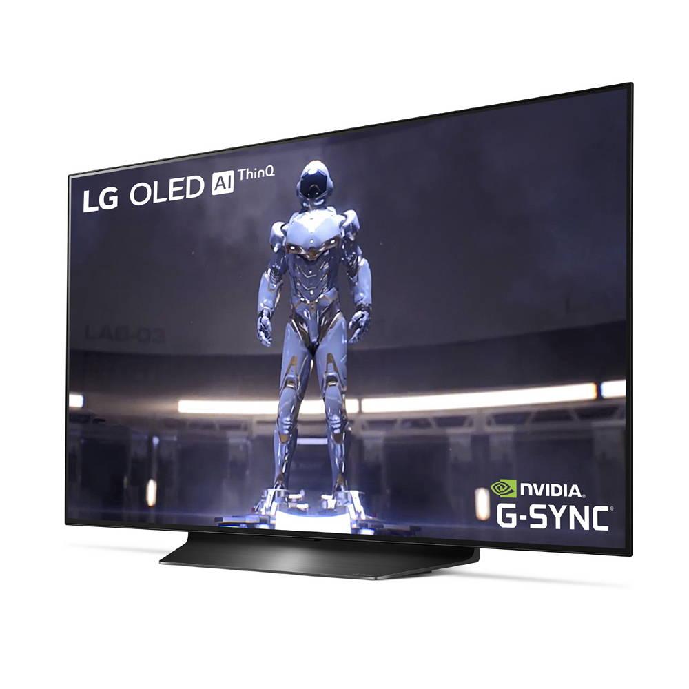 pierwszy telewizor OLED 48 cali, wyprodukowany przez LG