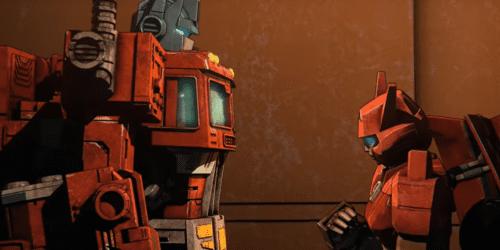 """Walczą o Cybertron (znowu…). Nowy serial """"Transformers"""" na Netfliksie"""