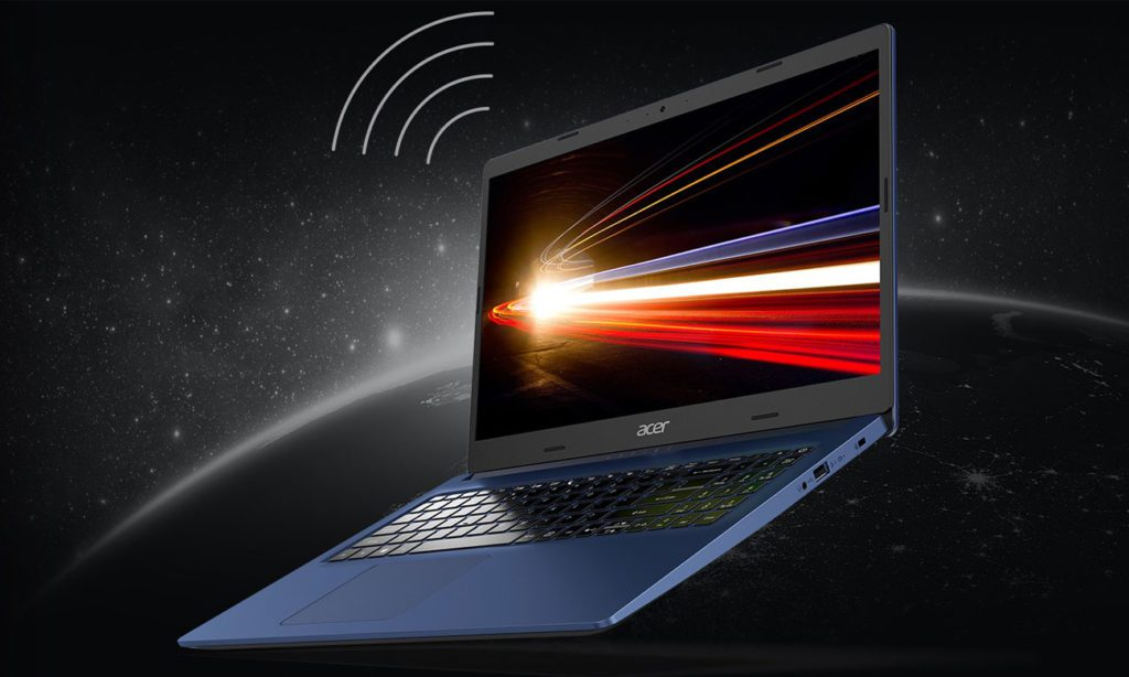 Acer Aspire 3 i3-10110U Czerwony