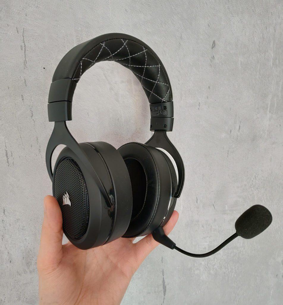 Corsair HS70 Pro Wireless słuchawki