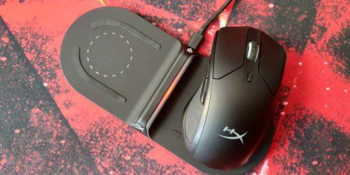 Recenzja myszki HyperX Pulsefire Dart i ładowarki ChargePlay Base – hardcore'owe granie bez ograniczeń