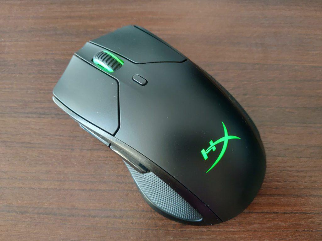 HyperX Pulsefire Dart myszka gamingowa