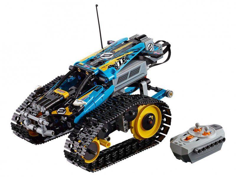 LEGO Technic Sterowana wyścigówka kaskaderska