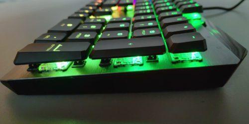 Recenzja klawiatury MSI VIGOR GK50 LOW PROFILE – agresywny gaming z nieoczekiwaną nostalgią