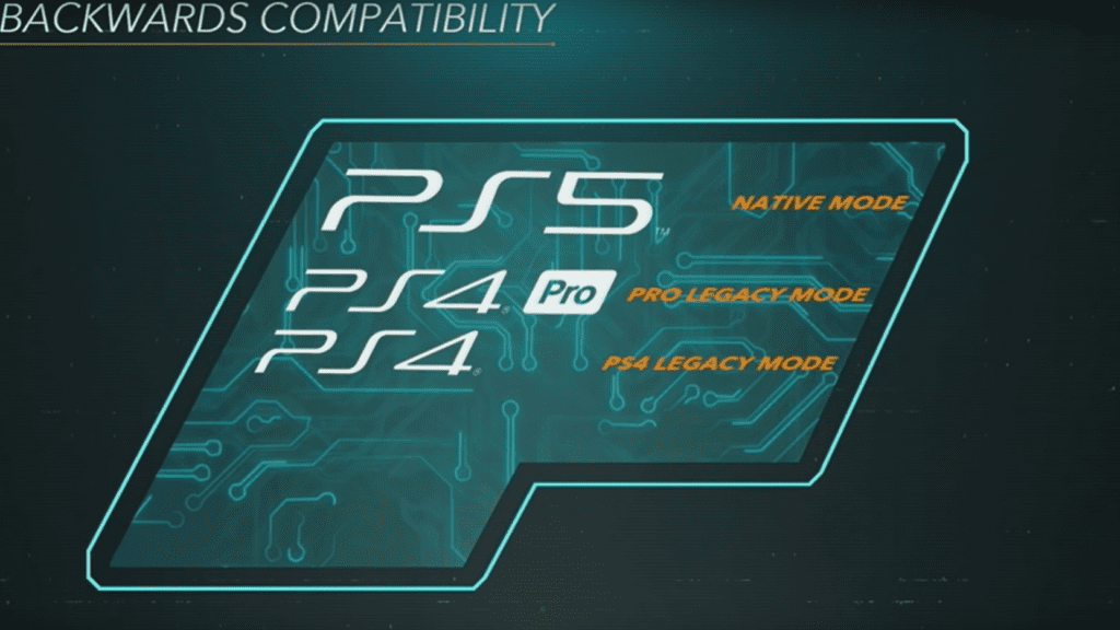 PS5 Cerny Backwards