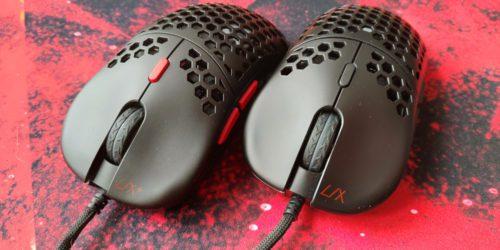 Lekko, przewiewnie, wygodnie, celnie i... tanio? - recenzja myszek SPC Gear Lix i Lix Plus