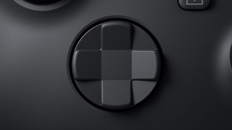 Xbox series X d-pad pada