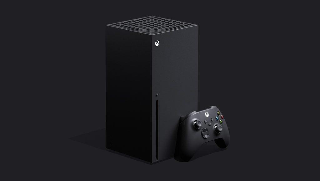 Xbox series X konsola wraz z padem