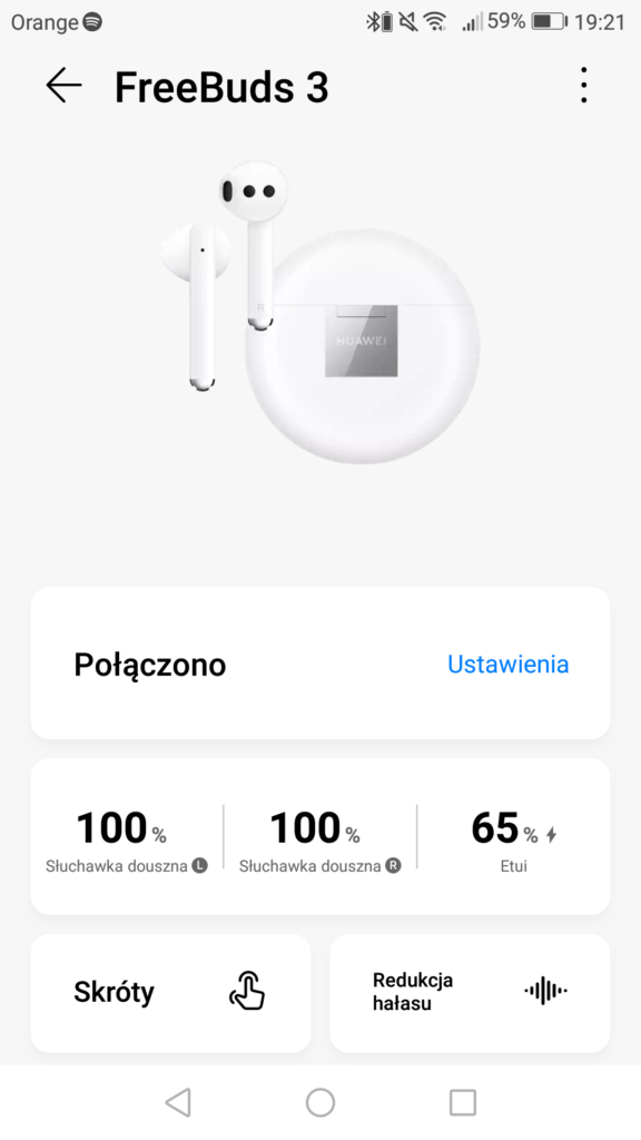 Aplikacja Huawei AI