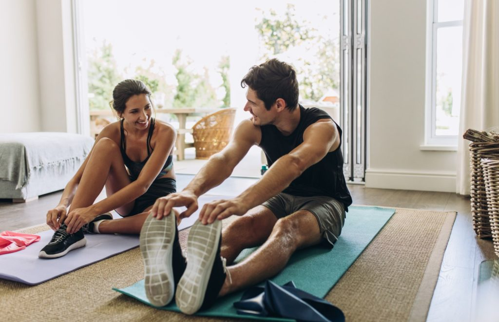 aplikacje do ćwiczeń w domu