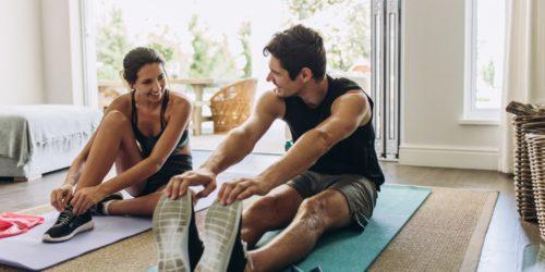 #zostańwdomu i trenuj. Najlepsze aplikacje do ćwiczeń w domu
