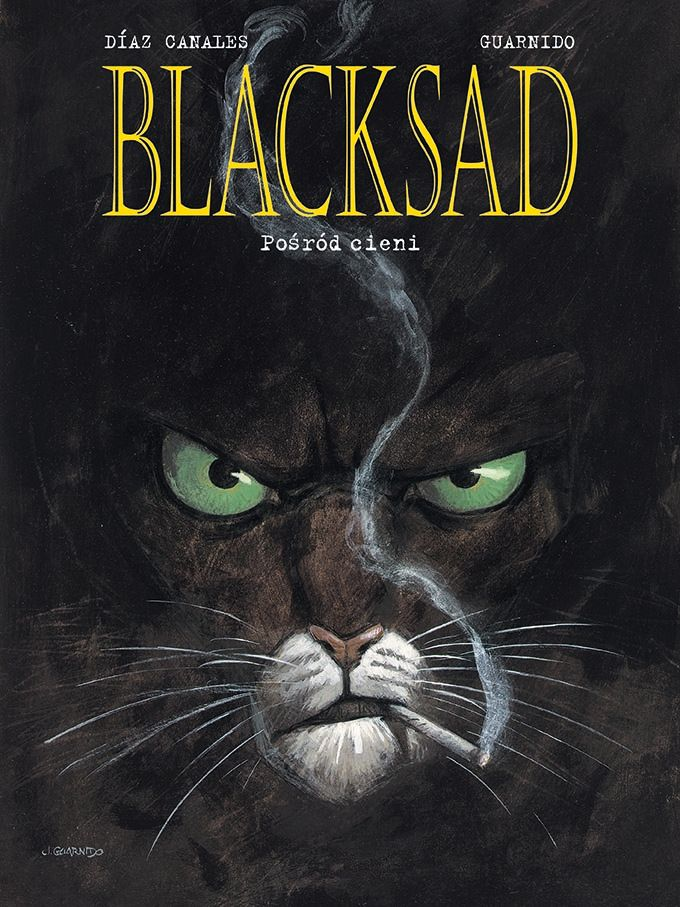 blacksad komiks