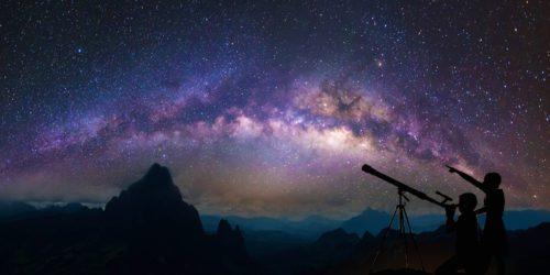 Gdzie jest Mały Wóz? Polecane aplikacje do obserwacji nieba
