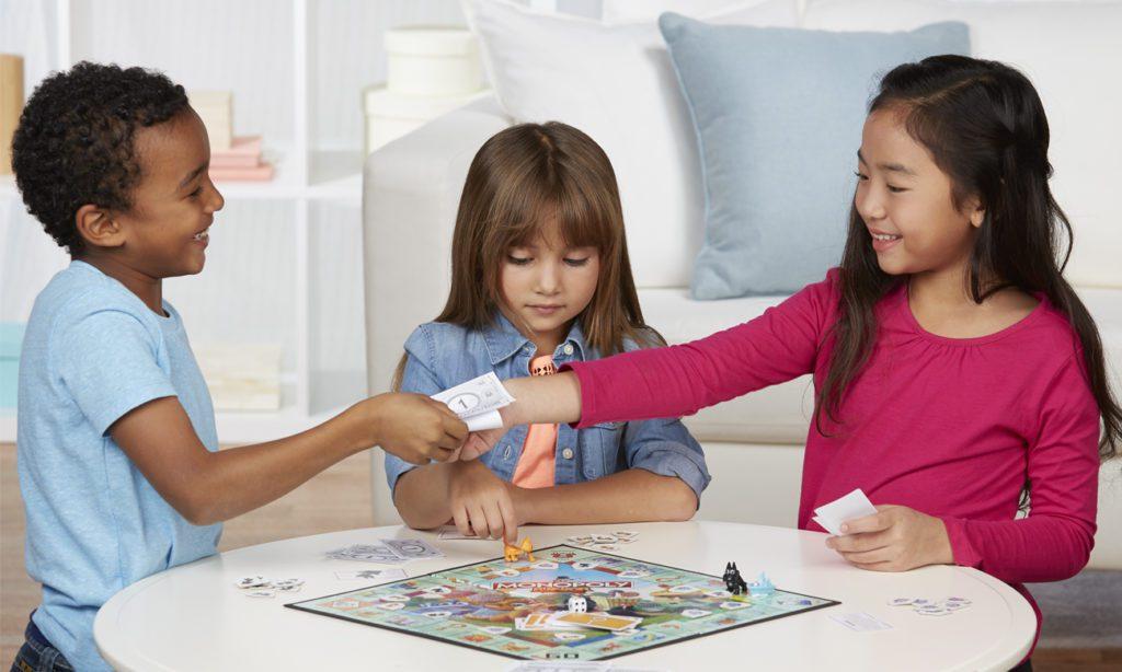 dzieci zabawa w domu gry geex