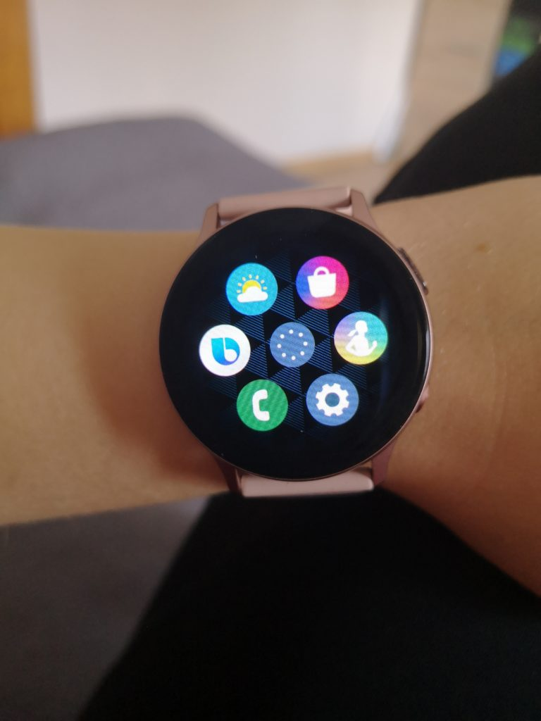 wygląd galaxy watch 2