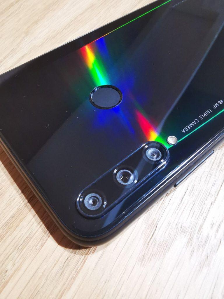 Huawei P40 Lite E trzy aparaty