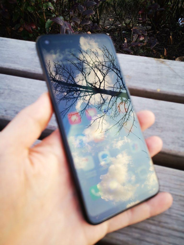 Huawei P40 Lite E ekran HD+