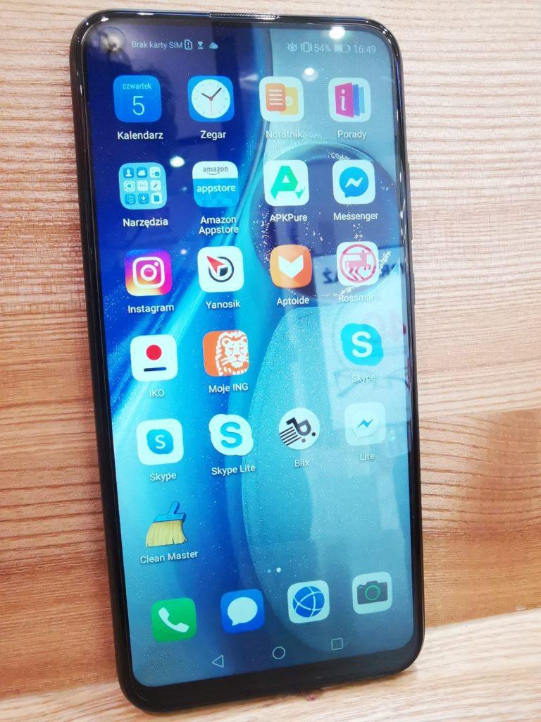 Huawei P40 Lite E matryca IPS