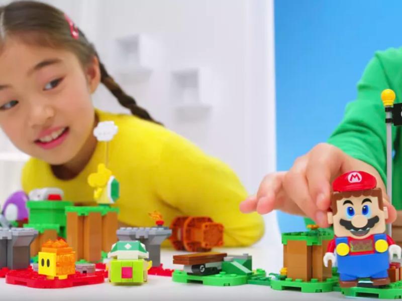 Nintendo i LEGO łączą siły. Jeszcze w tym roku pojawi się LEGO Super Mario