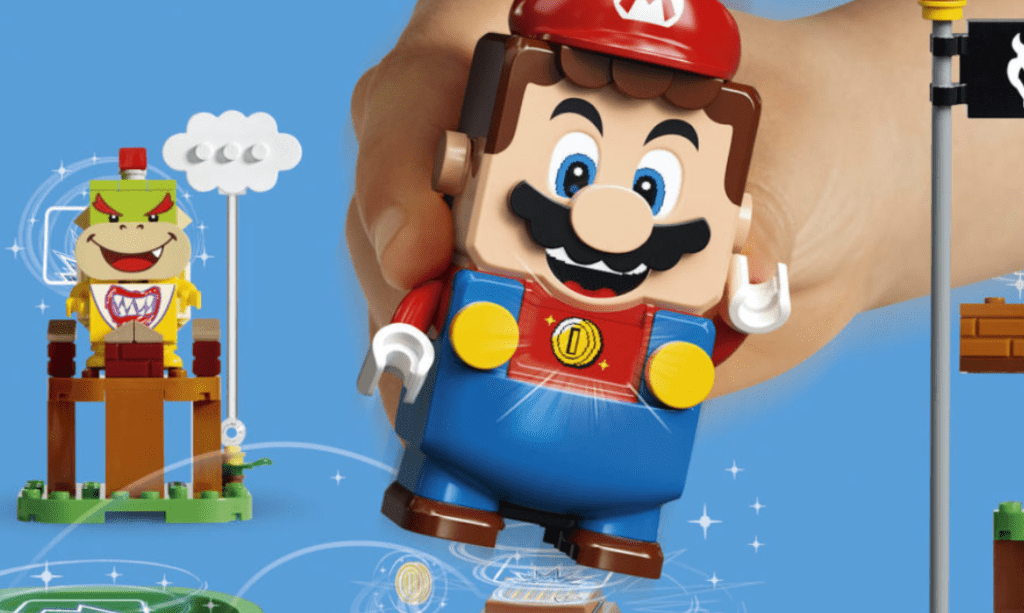 LEGO Super Mario Geex