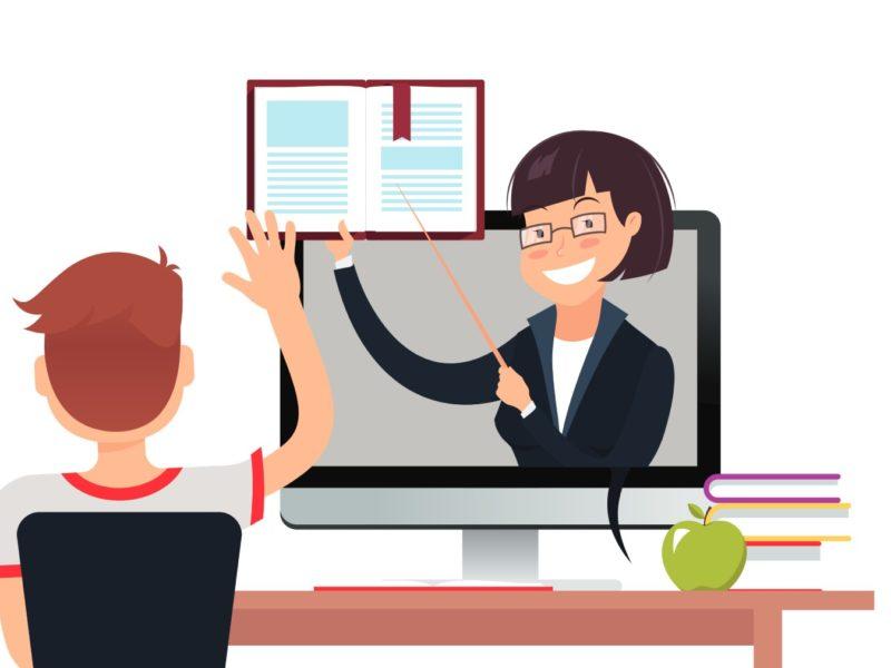 Nauczanie zdalne. Jak prowadzić lekcje online?
