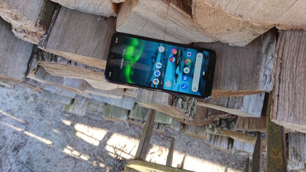 Nokia 2.2 wyświetlacz HD+
