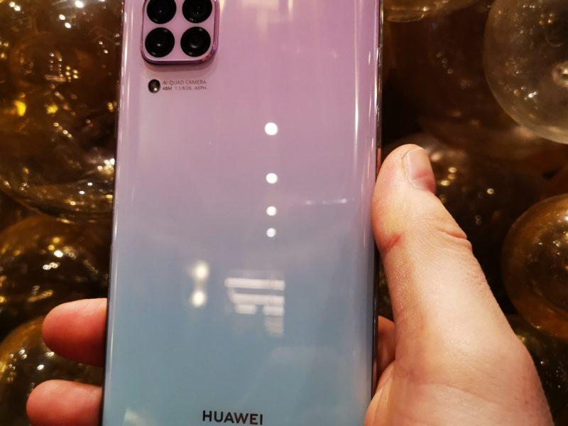 14 dni z Huawei P40 Lite. Recenzja bez grama usług Google