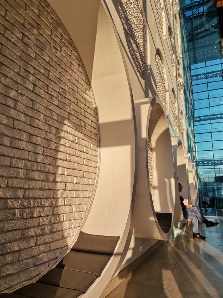 P40 Lite zdjęcie architektury
