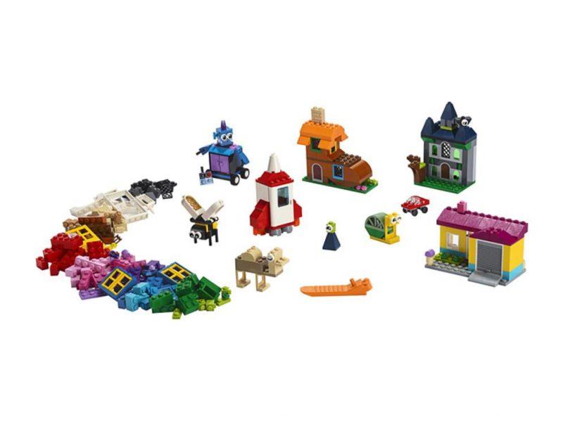 pomysłowe okienka LEGO