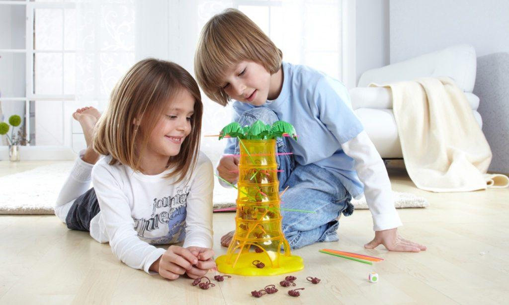 dzieci zabawa w domu geex