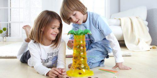 Przedszkolak w domu - jak go zająć? Propozycje gier dla dziecka w wieku od 3 do 5 lat