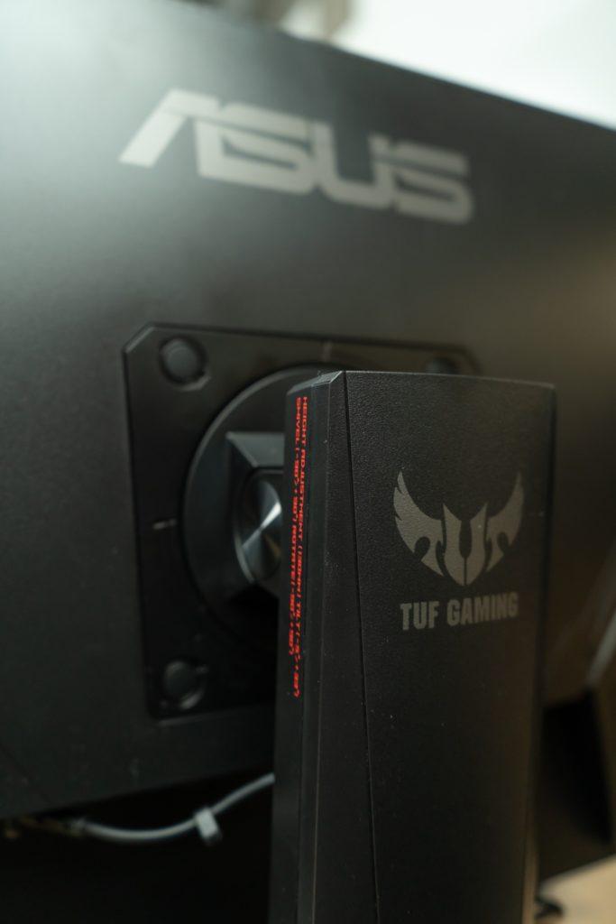 ramię monitora ASUS TUF VG279QM HDR