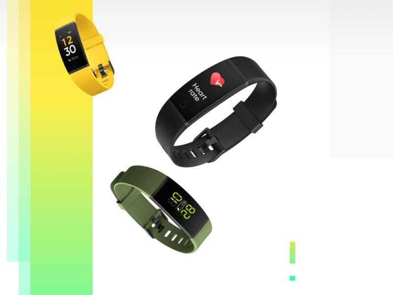Opaska sportowa Realme Band. Zrobi zamieszanie na rynku akcesoriów wearables?