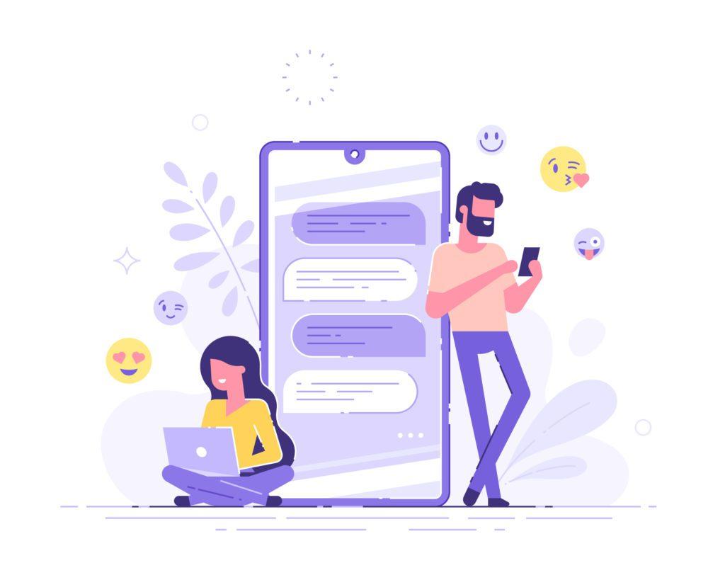 budowanie relacji online