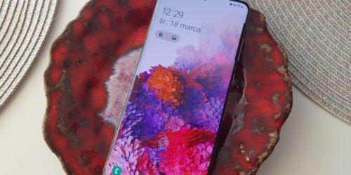 Gwiazdorska recenzja niedługo po premierze. Samsung Galaxy S20+ wkracza na salony i olśniewa?