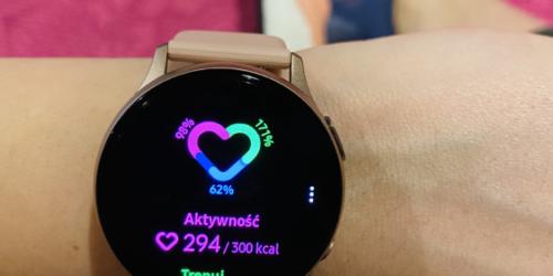 Perła wśród zegarków smart? Test i recenzja Samsung Galaxy Watch Active 2