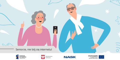 Jak pomóc seniorom? Ministerstwo Cyfryzacji podpowiada