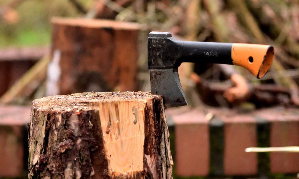 Siekierka do drewna