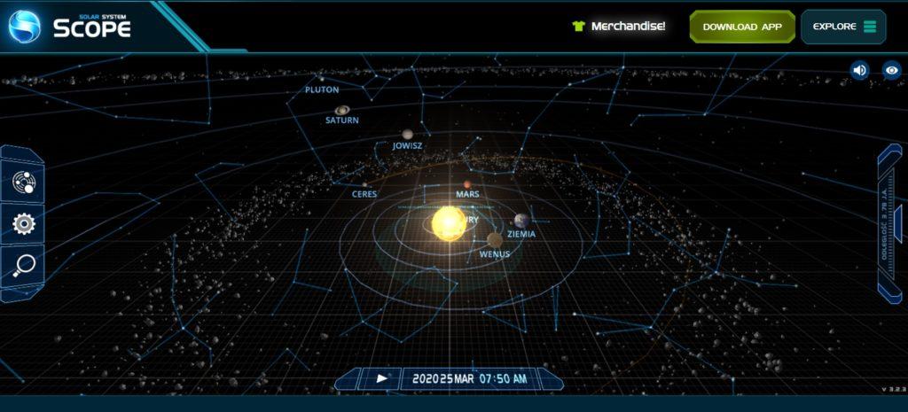 system solarny matrix
